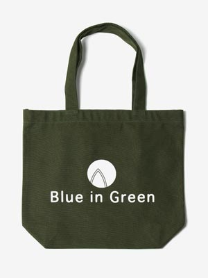 Blue in Green(ブルーイングリーン)/ Small TOTE BAG -OLIVE-