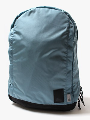 THE BROWN BUFFALO(ザブラウンバッファロー)/ CONCEAL BACKPACK -BLUEGREY-