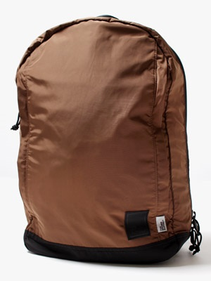 THE BROWN BUFFALO(ザブラウンバッファロー)/ CONCEAL BACKPACK -CHOCOLATE-