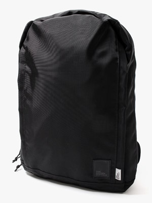 THE BROWN BUFFALO(ザブラウンバッファロー)/ CONCEAL BACKPACK -BLACK-