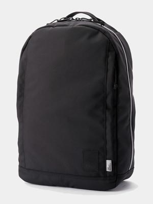 THE BROWN BUFFALO(ザブラウンバッファロー)/ CONCEAL BACKPACK -BALLISTIC BLACK-