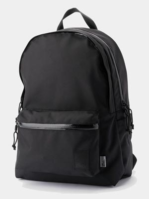 THE BROWN BUFFALO(ザブラウンバッファロー)/ STANDARD ISSUE BACKPACK -BALLISTIC BLACK-