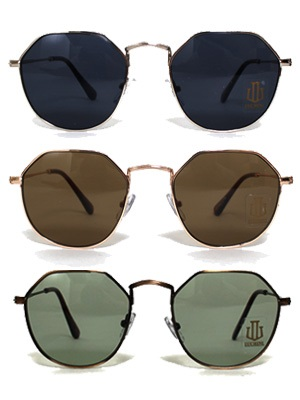 LUCHINI(ルチニ)/ SUNGLASS -HUNTER- -3.COLOR-