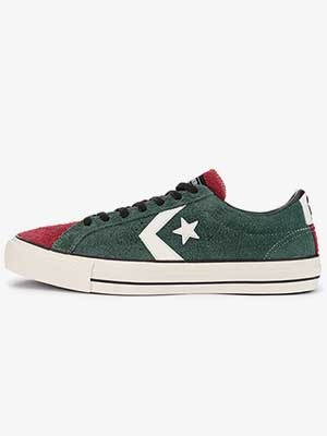 CONVERSE SKATEBOARDING(コンバーススケートボーディング)/ PRORIDE SK OX+ -GRNxREDxPUR-