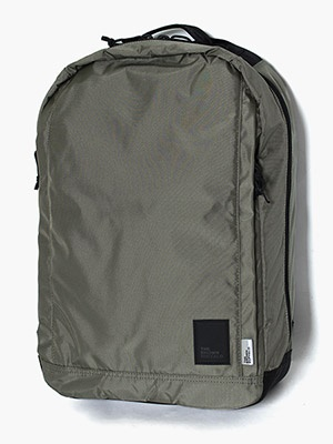THE BROWN BUFFALO(ザブラウンバッファロー)/ CONCEAL BACKPACK -GREY-