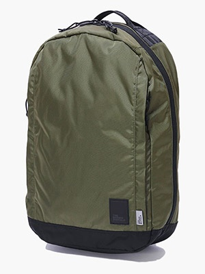 THE BROWN BUFFALO(ザブラウンバッファロー)/ CONCEAL BACKPACK -OLIVE-