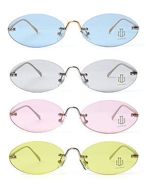 LUCHINI(ルチニ)/ SUNGLASS -LENDER- -4.COLOR-