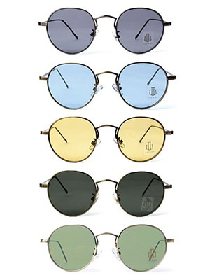 LUCHINI(ルチニ)/ SUNGLASS -BACCHUS- -5.COLOR-