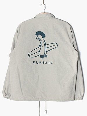 OFFSHORE(オフショア)/ OF×SHOWATANABE COACH JKT -GRAY-
