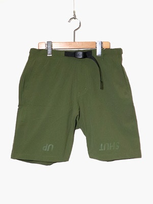 CHARI&CO(チャリアンドコー)/ x GRAMICCI SHUT UP SHORTS -OLIVE-