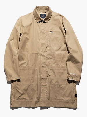 ROARK REVIVAL(ロアークリバイバル)/ NEW TRAVEL COAT -BEIGE-