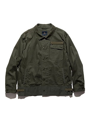 ROARK REVIVAL(ロアークリバイバル)/ FIELDMAN LW SHIRTS JACKET -ARMY-