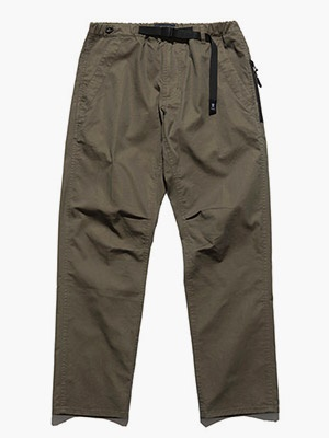 ROARK REVIVAL(ロアークリバイバル)/ TWILL ST NEW TRAVEL PANTS REGULAR FIT -ARMY-