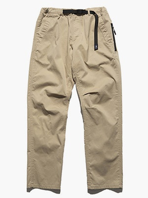 ROARK REVIVAL(ロアークリバイバル)/ TWILL ST NEW TRAVEL PANTS REGULAR FIT -BEIGE-