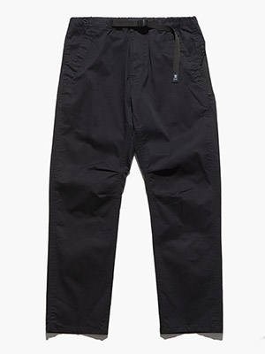 ROARK REVIVAL(ロアークリバイバル)/ TWILL ST NEW TRAVEL PANTS REGULAR FIT -BLACK-