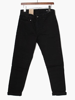 THRILLS(スリルズ)/ BUZZ CUT DENIM JEAN -BLACK RINSE-