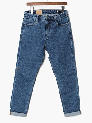 THRILLS(スリルズ)/ BUZZ CUT DENIM JEAN -RINSED BLUES-