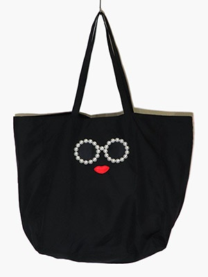 a-jolie(アジョリー)/ ECO BAG -BLACK-