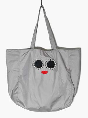 a-jolie(アジョリー)/ ECO BAG -GREY-