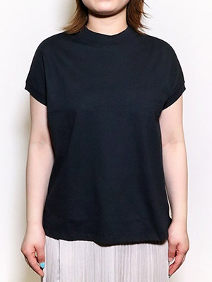 SHELTECH(シェルテック)/ FRENCH TEE -BLACK-