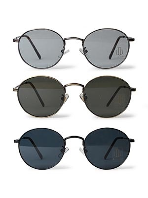 LUCHINI(ルチニ)/ SUNGLASS -DETECTIVE- -3.COLOR-