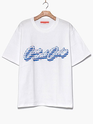 ONE & ONLY(ワンアンドオンリー)/ Only Candy Tee -WHITE-