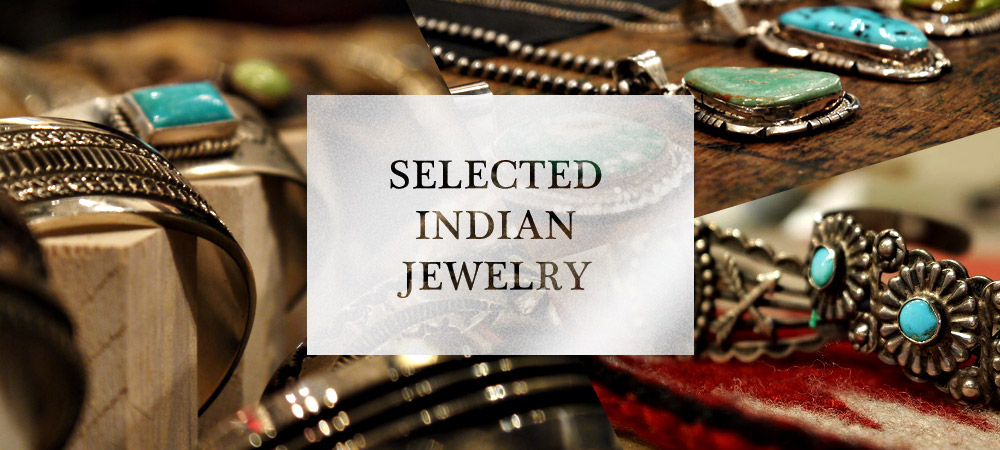 Selected Indian Jewelry