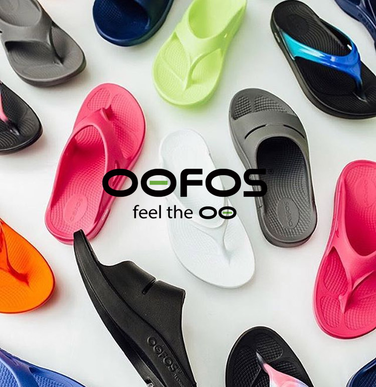OOFOS ウーフォス