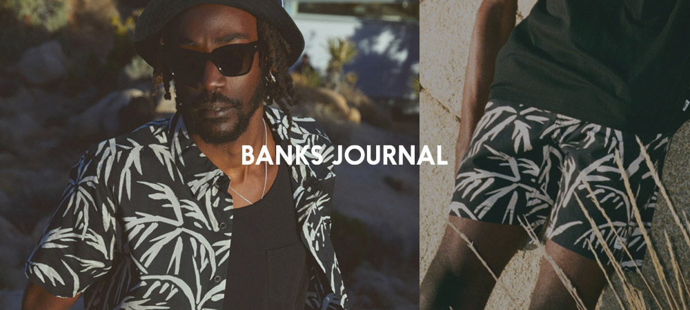 『BANKS JOURNAL』2021 SPRING/SUMMER Collection