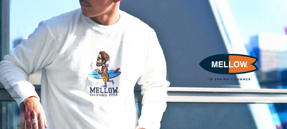 MELLOW 2019 S/S COLLECTION