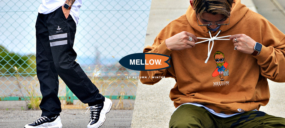 MELLOW 2020 SUMMER Collection
