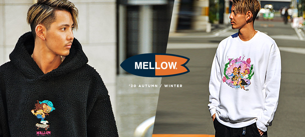 MELLOW 2020 AUTUMN/WINTER Collection