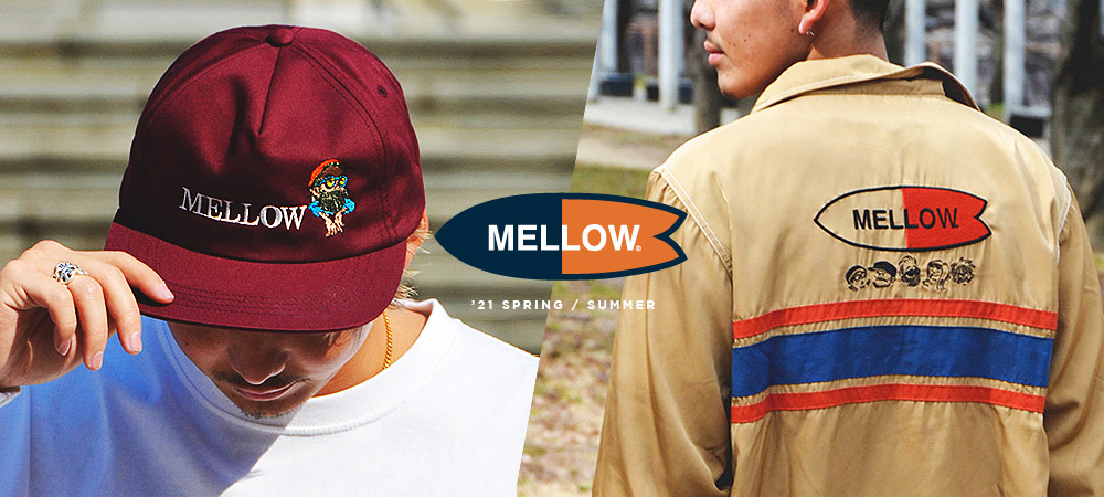 MELLOW 2021 SPRING/SUMMER Collection