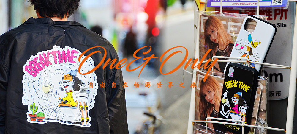 『ONE&ONLY』2020 A/W COLLECTION