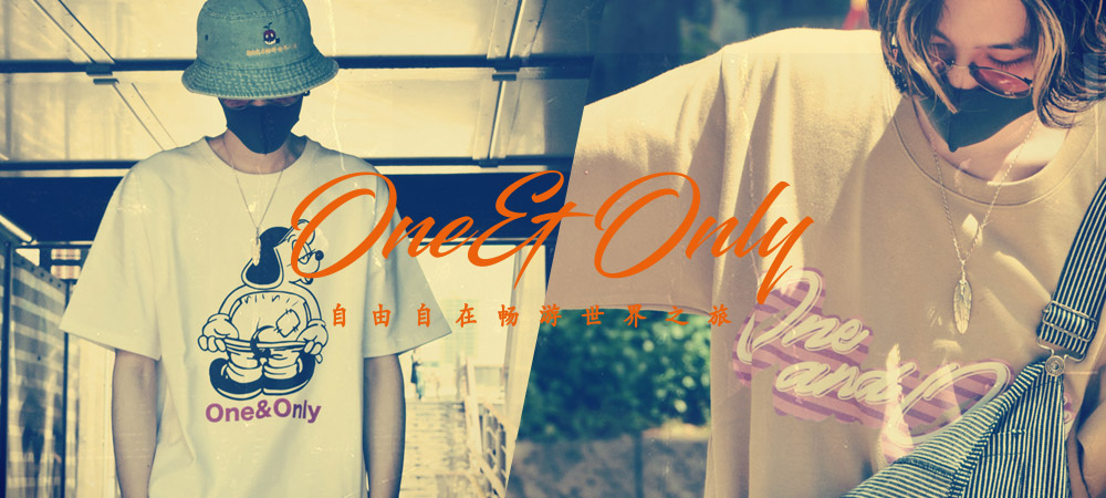 『ONE&ONLY』2021 Spring/Summer Collection