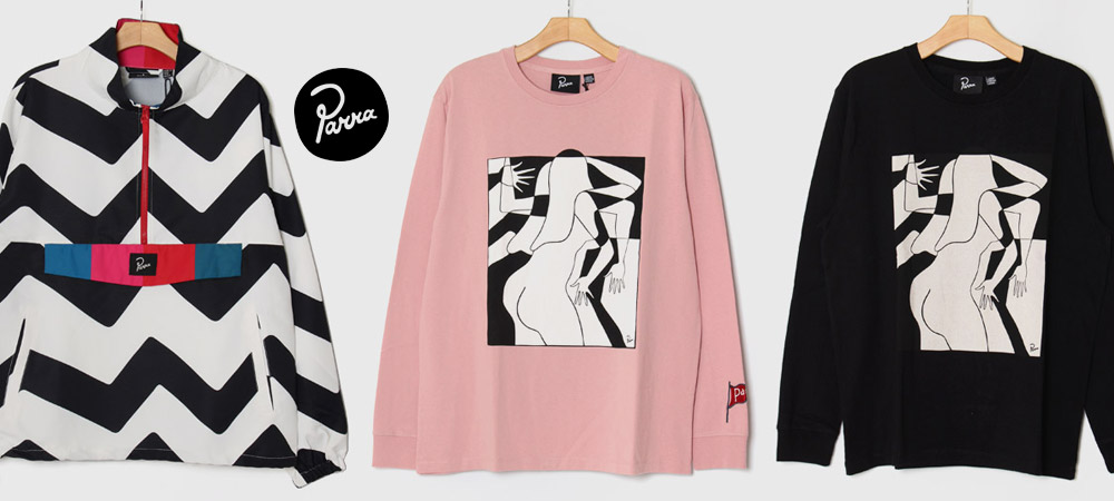 『By Parra』2019秋冬アイテムが入荷スタート