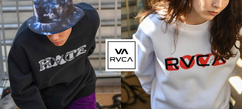 『RVCA』HOLIDAY COLLECTION 新作アイテム入荷
