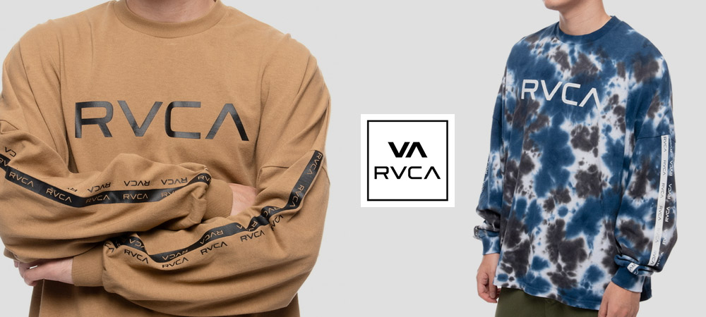 『RVCA』2021 S/S Collection