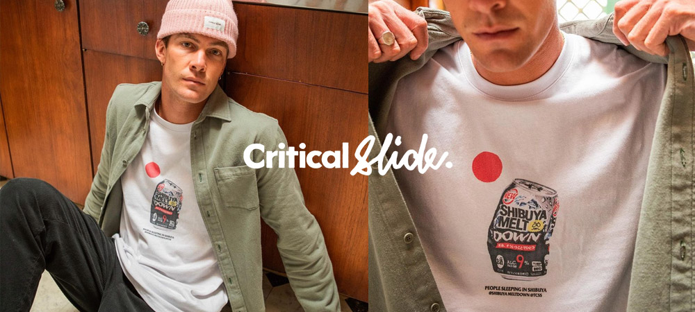 『Critical Slide/TCSS』2021 Spring & Summer Collection